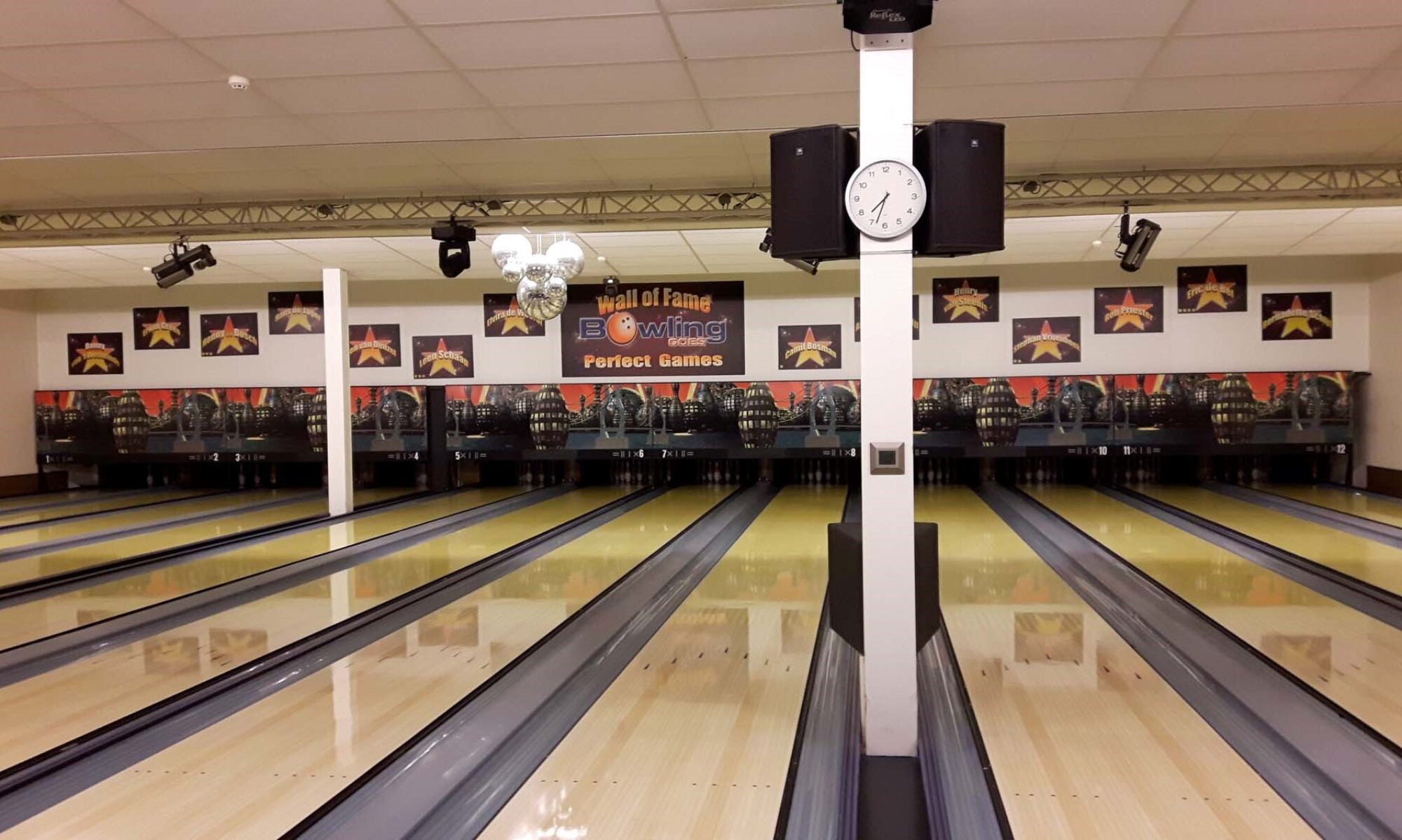 Uitslagen Bowling vereniging Goes